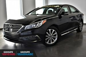 2016 Hyundai Sonata LIMITED+SIEGES CUIR+NAVIGATION LIMITED+SIEGE