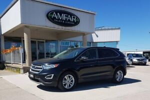 2016 Ford Edge AWD / LEATHER / NO PAYMENTS FOR 6 MONTHS !!