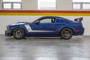 2008 Ford Mustang Roush Serial # 95 of 100