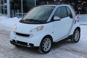 2008 Smart Fortwo AC*TOIT*MAGS*SIEGES CHAUFF*PADDLESHIFT*
