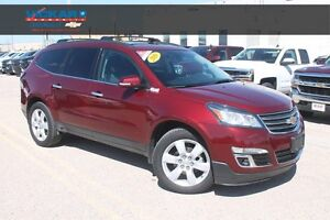 2016 Chevrolet Traverse LT ALL WHEEL DRIVE, TRAILERING PACKAGE