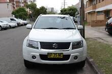 2012 Suzuki Grand Vitara Manual 4x4 - great condition, low kms Crows Nest North Sydney Area Preview
