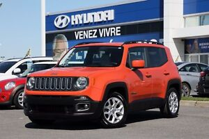 2015 Jeep Renegade NORTH ÉDITION 19448 KM..