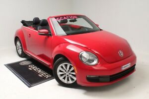 2014 Volkswagen Beetle CONVERTIBLE+BLUETOOTH+MAGS