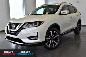2017 Nissan Rogue SL PLATINE CUIR TOIT NAV SL PLATINE LEATHER RO