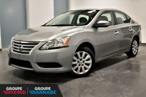 2013 Nissan Sentra SV  AUTO + GR ELEC SV AUTO + POWER GROUP