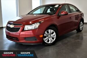 2012 Chevrolet Cruze LT Turbo w/1SA LT TURBO