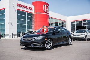 2016 Honda Civic LX BERLINE