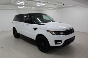2015 Land Rover Range Rover Sport SUPERCHARGED DYNAMIC BLACK