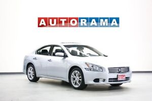 2014 Nissan Maxima LEATHER SUNROOF BACK UP CAM