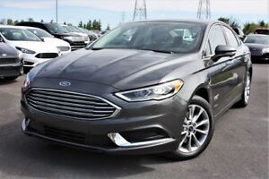 2018 Ford Fusion SE Luxury Energi