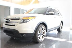 2011 Ford Explorer LIMITED + CUIR + NAV + TOIT + MAGS + BLUETOOT