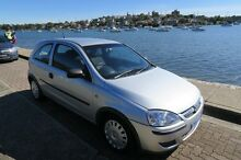 2004 Holden Barina Hatchback Ashfield Ashfield Area Preview