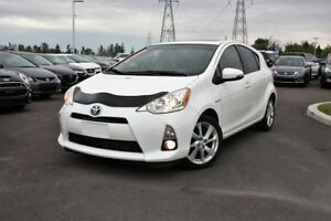 2012 Toyota Prius C Technology Sunroof / GPS / Leather