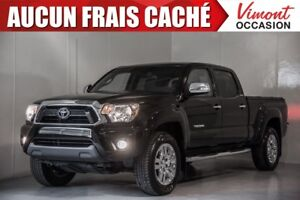 2015 Toyota Tacoma LIMITED+CUIR+MAGS+GPS+