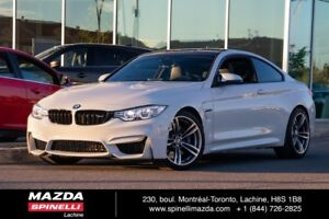2015 BMW M4 DCT TOIT CARBON NEW TIRES AND NEW BRAKES