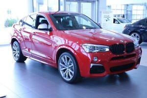 2018 BMW X4 M40i,Aileron en carbone et grille noir,Nav et Toit