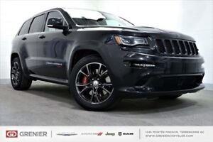 2014 Jeep Grand Cherokee SRT+LAGUNA+TOIT PANO+BAS KM SRT+LAGUNA+