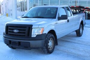 2010 Ford F-150 4X4*AC*6PASS*CD*BOITE 8 PIED
