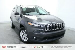2015 Jeep Cherokee NORTH+TEMPS FROID+MAGS NORTH+TEMPS FROID+MAGS