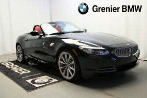 2012 BMW Z4 SDrive35i,Groupe navigation,Bas km,Impeccable Navi