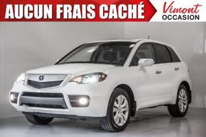 2012 Acura RDX 2012+CUIR+TOIT+MAGS+BLUETOOTH ACCIDENT FREE