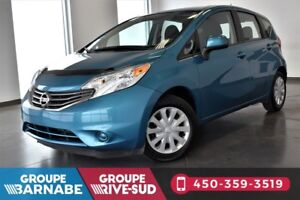 2014 Nissan Versa Note SV | AUTOMATIQUE | BLUETOOTH | AIR CLIMAT