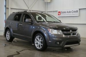 2015 Dodge Journey R/T AWD 7 Places (caméra-dvd/tv-navi-cuir)