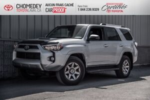 2015 Toyota 4Runner SR5 V6 AWD AUTOMATIQUE FULL CUIR TOIT MAGS