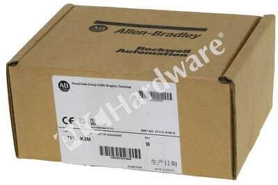 New Allen Bradley 2711c-k3m B Panelview C300 Monokeyrs232dh-485df1rs485
