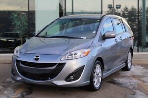 2017 Mazda Mazda5 GT LOADED MAZDA 5 FINANCE FROM 0.9%