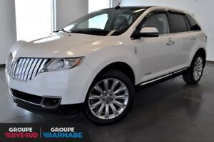 2013 Lincoln MKX LIMITED TOIT PANO +FREINS NEUFS LIMITED PANO RO
