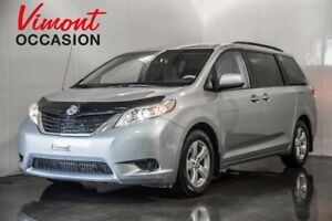 2014 Toyota Sienna LE GR ÉLEC COMPLET EXTENDED WARRANTY INCLUDE