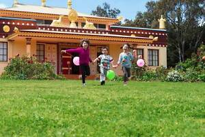 Finding peace in a changing world - New Year Festival Craigieburn Hume Area Preview