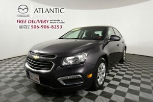 2015 Chevrolet Cruze 1LT Bluetooth Backup Camera Sirius XM