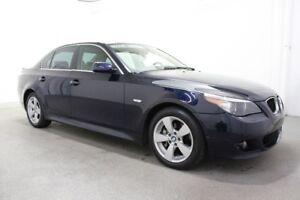 2006 BMW 5 Series 525xi  RWD 3.0L **luxe a bas prix**