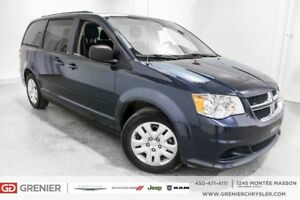 2014 Dodge Grand Caravan SXT+37 000KM+STOW&GO