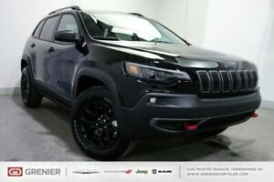 2019 Jeep Cherokee TRAILHAWK+V6+TRAILER TOW GROUP TRAILHAWK+V6+T
