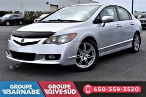2009 Acura CSX CUIR+ TOIT OUVRANT+ SIEGES CHAUFFANTS LEATHER+ HE