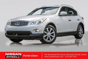 """2014 Infiniti QX50 AWD Journey SUNROOF / LEATHER / 18"""""""" MAGS / L"""