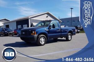 2007 Ford Super Duty F-250 5.4L 132648 KM ! A/C