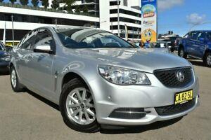 2014 Holden Commodore VF Evoke Sedan 4dr Spts Auto 6sp 3.0i [MY14] Silver Sports Automatic Sedan