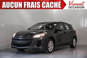 2012 Mazda Mazda3 2012+GS-SKY+TOIT+BLUETOOTH+MAGS ACCIDENT FREE