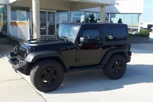 2015 Jeep Wrangler AUTO / CUSTOM BUMPER/HOOD / NO PAYMENTS FOR 6