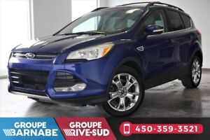 2013 Ford Escape SEL+CUIR+TOIT+NAV+AWD+MAGS
