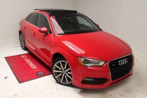 2015 Audi A3 S-LINE+PROGRESSIV+QUATRO+TOIT