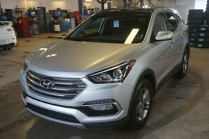 2017 Hyundai Santa Fe Sport SE-AWD-CUIR-TOIT PANO-BLUETOOT-JAMAI