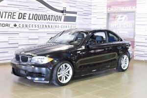2013 BMW 1 Series 135i+GPS+TOIT OUVRANT