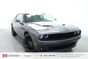 2017 Dodge Challenger SXT PLUS BLACK TOP +TOIT+CUIR SXT PLUS BLA