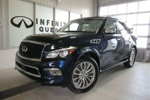2016 Infiniti QX80 TECH-7 PASSAGERS